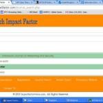 IJNS Terindex di researchimpactfactor.com