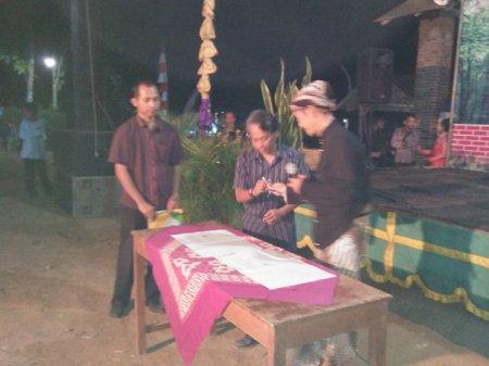LPPM BSI Yogyakarta Tanda Tangani MOU Dengan Kepala Desa Wringinputih