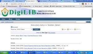IJNS terindex di Perpustakaan Digital Universitas Malikul Saleh Aceh