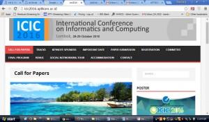 International Conference ICIC 2016 APTIKOM