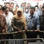 Peluncuran E-Warong Oleh Menteri Sosial Untuk Alternatif Penyaluran Bansos