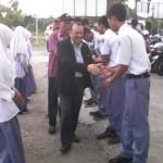Dari Kunjungan Prof Abdoorahman Ginting S. M.Ed, M.Si, P.Hd Ke Pendidikan Kosgoro Sragen Banyak Sekolah Swasta Hidup Segan Mati Tak Mau
