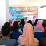 BSI Yogyakarta Datangkan Dosen dari Oregon State University Selenggarakan Stadium General Learning Experience Aboard