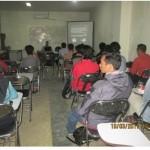 Siswa Sangat Antusias dan Semangat dalam Kegiatan IESQ Menghadapi Ujian Nasional di SMK YISS Jatipurno Wonogiri