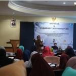 """Dari Seminar dan Workshop Business Plan """" MOTIVASI WIRAUSAHA BERBASIS BAKAT """""""