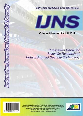 Kover Volumen 8 Nomo 3 Juli 2019